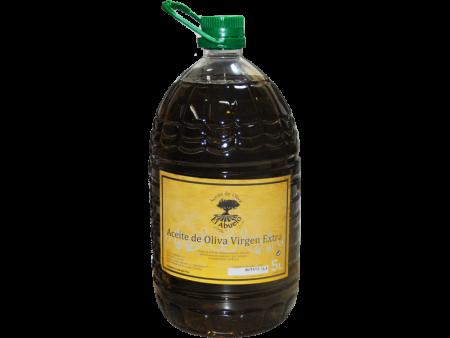 Aceite de Oliva Virgen Extra Manzanilla Cacereña 5L El Abuelo
