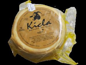 Queso de Cabra Curado en Aceite de Leche Cruda Kicla en Aceite