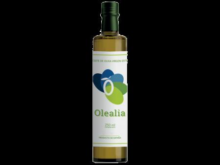 Aceite de Oliva Virgen Extra Extracción en Frío Manzanilla Cacereña Olealia