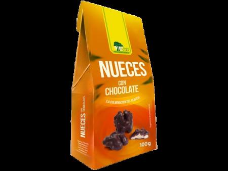 Nueces con Chocolate La Dama de la Vera